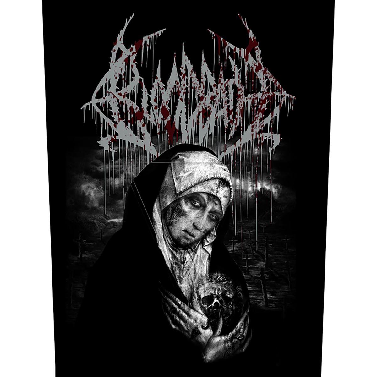 BLOODBATH - GRAND MORBID FUNERAL Back Patch