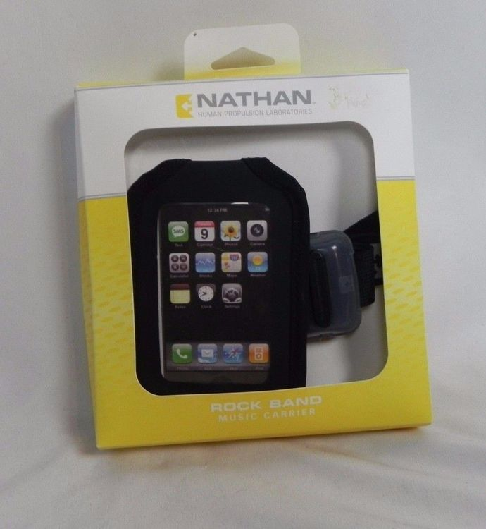 Nathan Rock Band iPhone & iTouch, armbandsväska