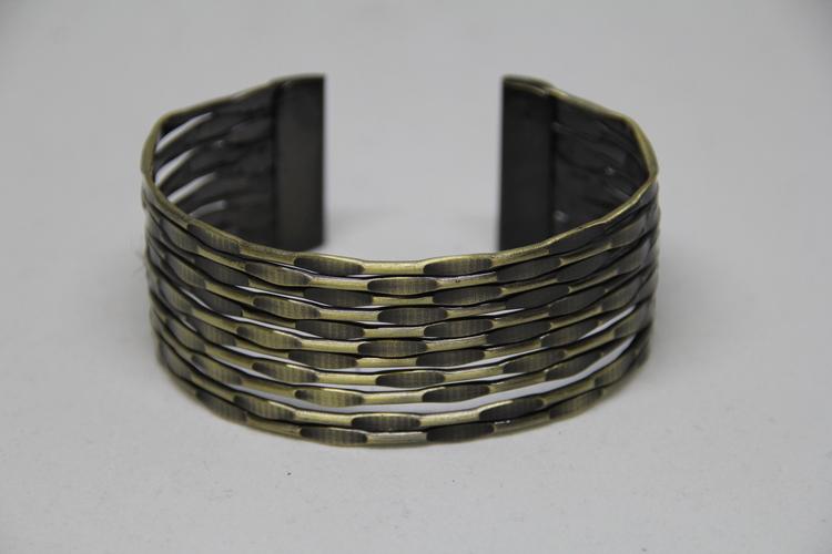 Armband, stål, rostguld, OCK Sweden