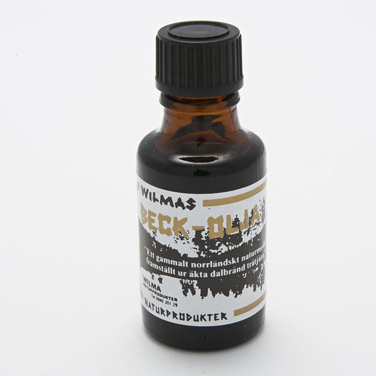 Wilmas beck-olja, 25 ml mot knott och mygg