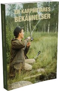 Bok 'En karpmetares bekännelser' av Rikard Bengtsson. Omkring 320 sidor