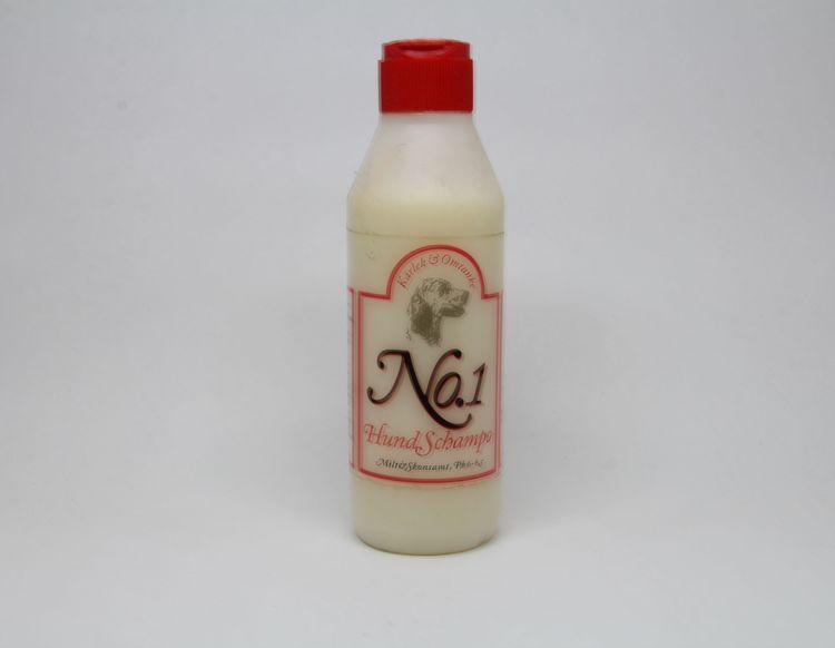Hundschampoo 250 ml, Milt & skonsamt, Ph 6-6,5
