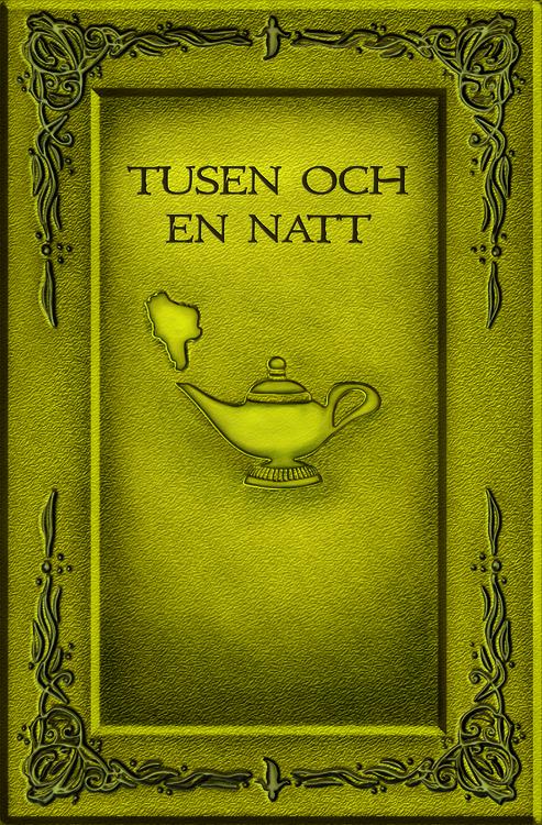 """Bok """"Tusen och en natt"""", Sofi Poulsen"""