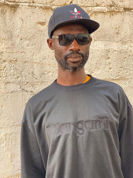 Adult Black Sweatshirt