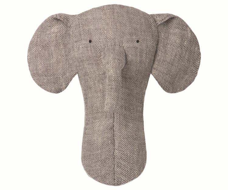 Maileg Noah's Friends, Elephant Rattle