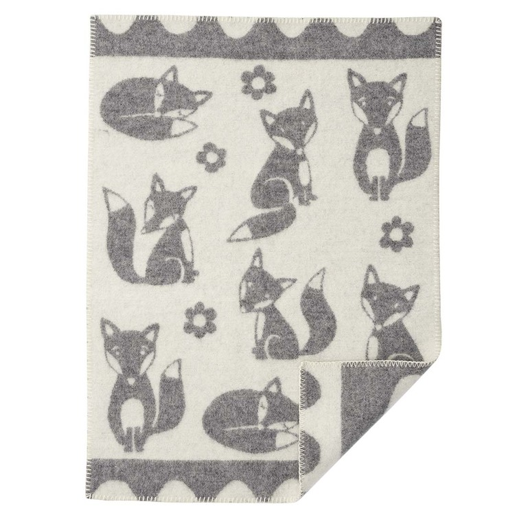 Klippan Yllefabrik Fox Grey