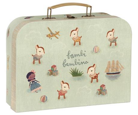 Maileg Bambi Bambino - suitcase Resväska