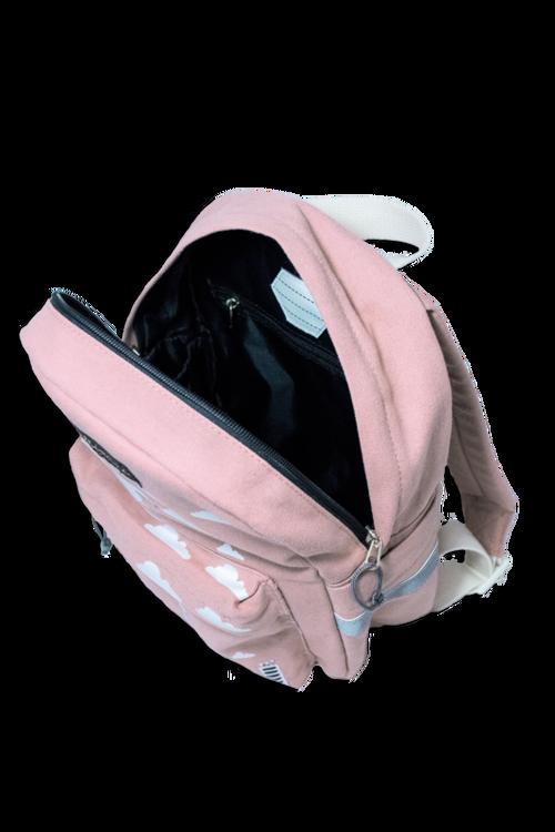 Pellianni City Backpack Pink Ryggsäck