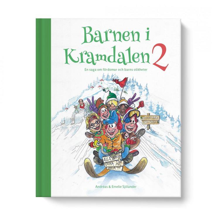 Barnen i Kramdalen 2 - en saga om fördomar och barns olikheter