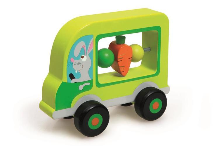 Scratch MY FIRST CAR Kanin