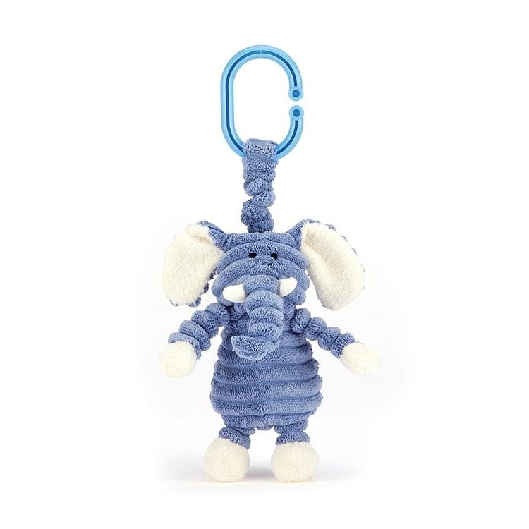 Jellycat Cordy Roy Elephant Vagnhänge
