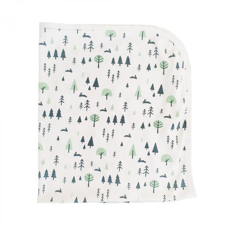 Summerville Babyfilt Forest