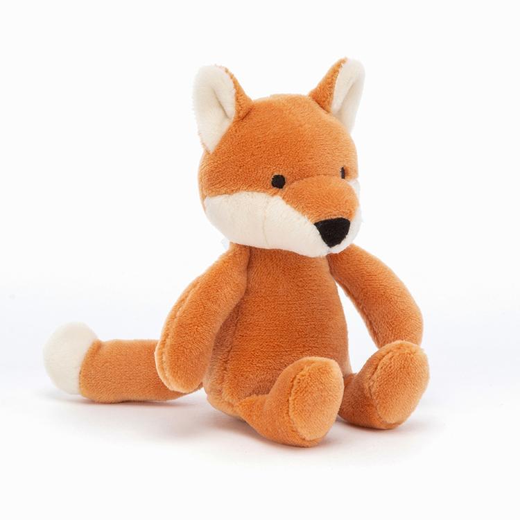Jellycat My Friend Fox Skallra