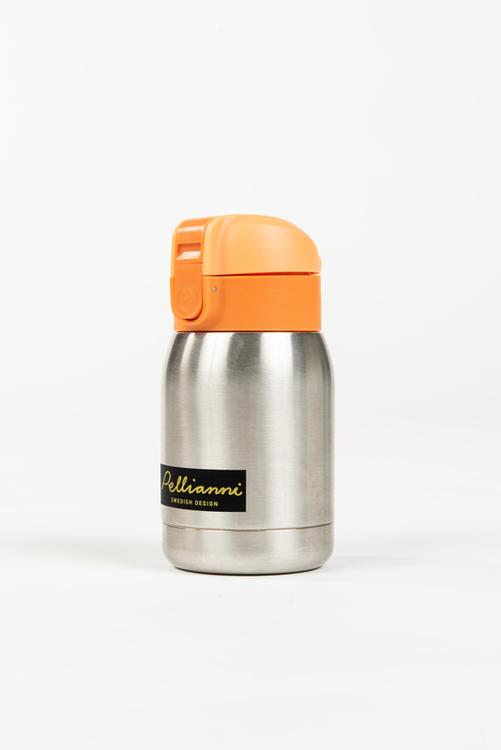 Pellianni Rostfri Termos - orange