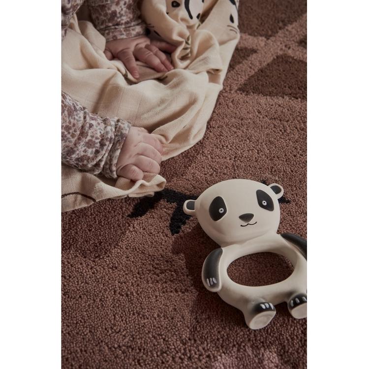 OYOY Living Design Muslinfilt 3-pack Panda