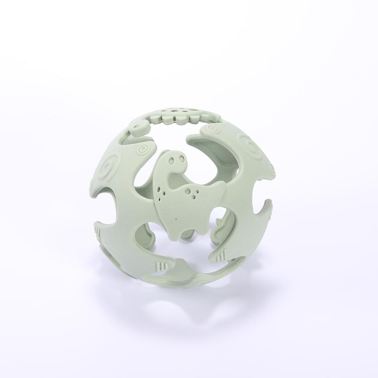 Tiny Tot Silikonboll Sage