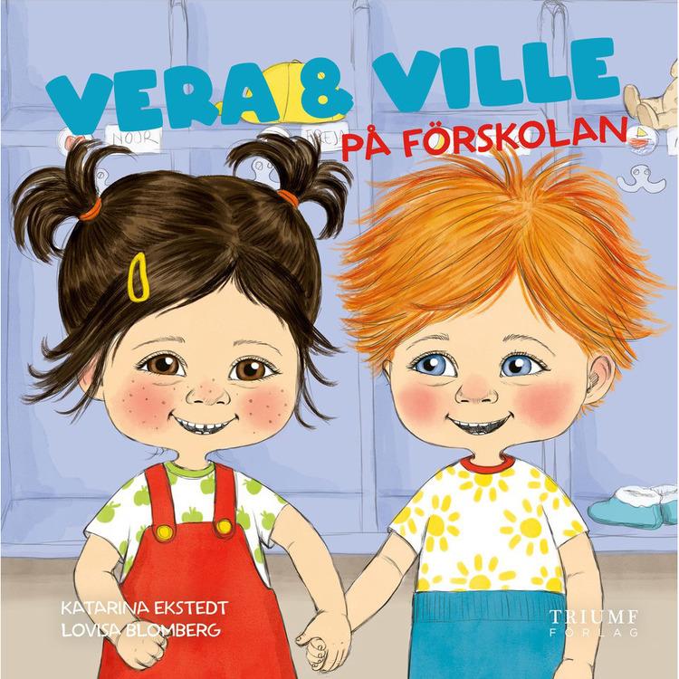 """Bok """"Vera och Ville på förskolan"""""""