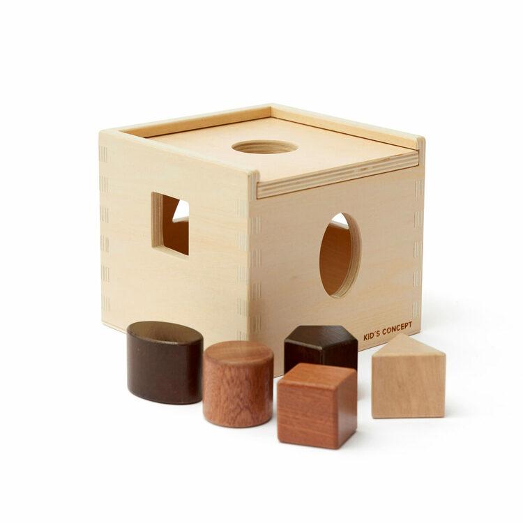 Kid´s Concept Plocklåda i trä