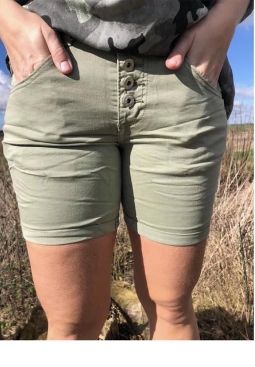 Place du jour shorts gröna