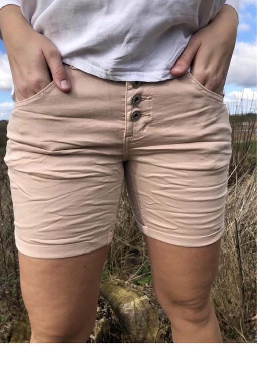 Place du jour shorts Rosa