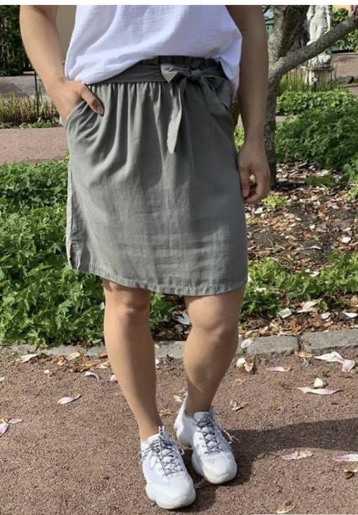 Kort kjol army