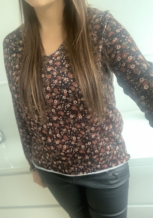 Mix by heart Noella top