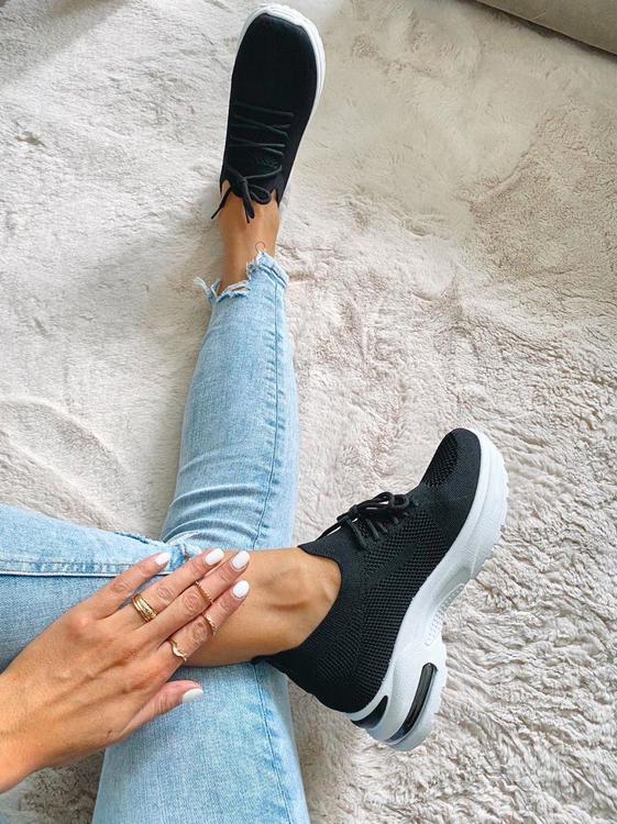 Sneakers svart