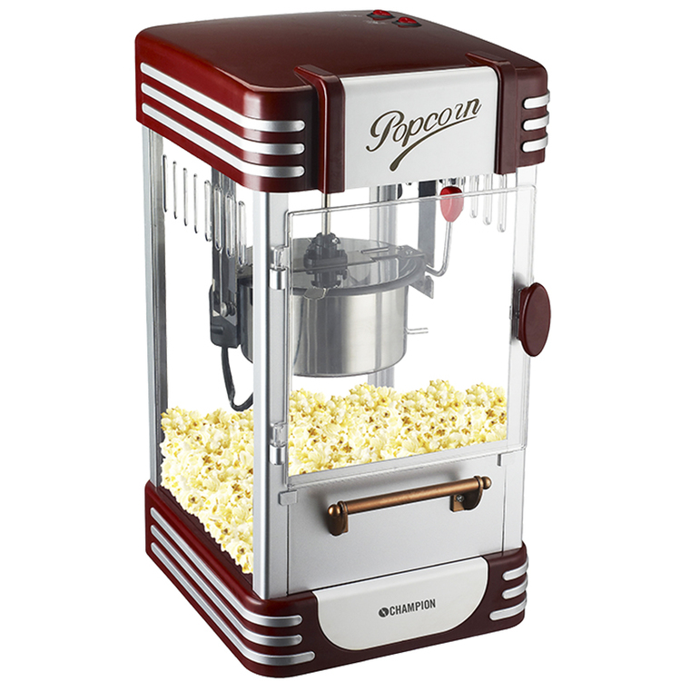 Popcornmaskin Champion Retro
