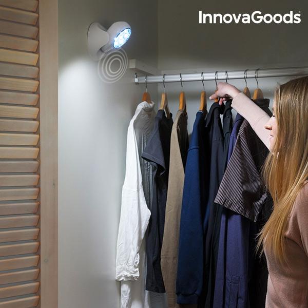 LED lampa med rörelsesensor