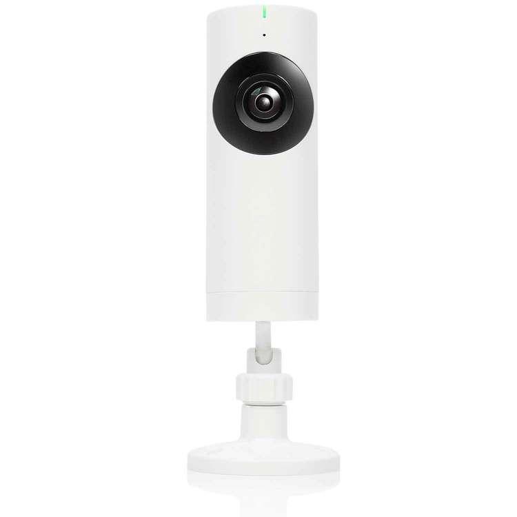 Övervakningskamera Smartwares 180 grader IP-kamera