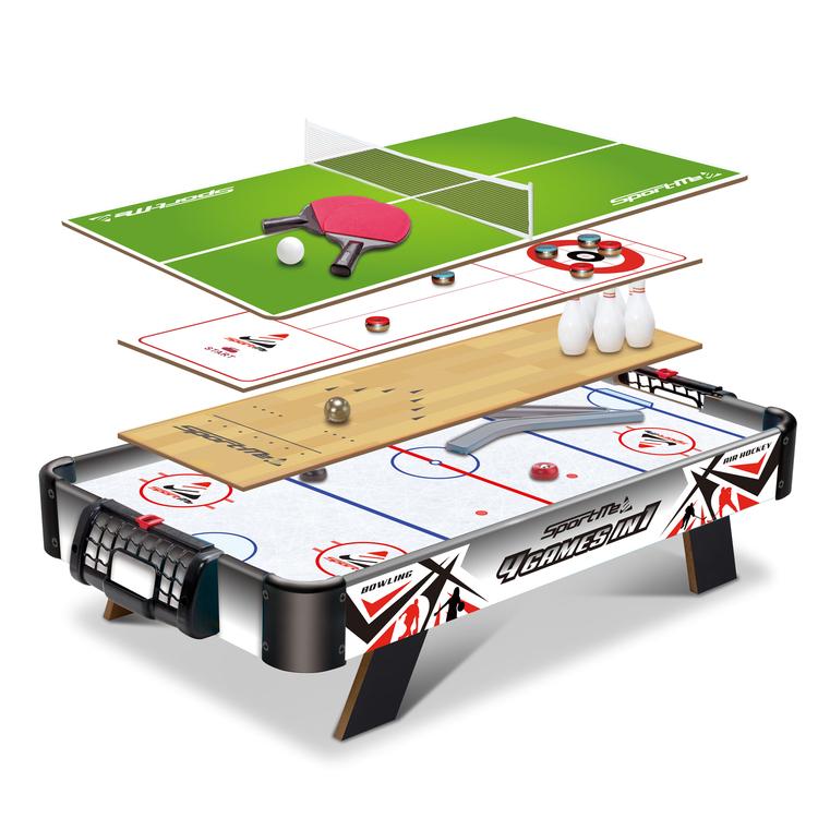 Bordspel SportsMe 4-i-ett