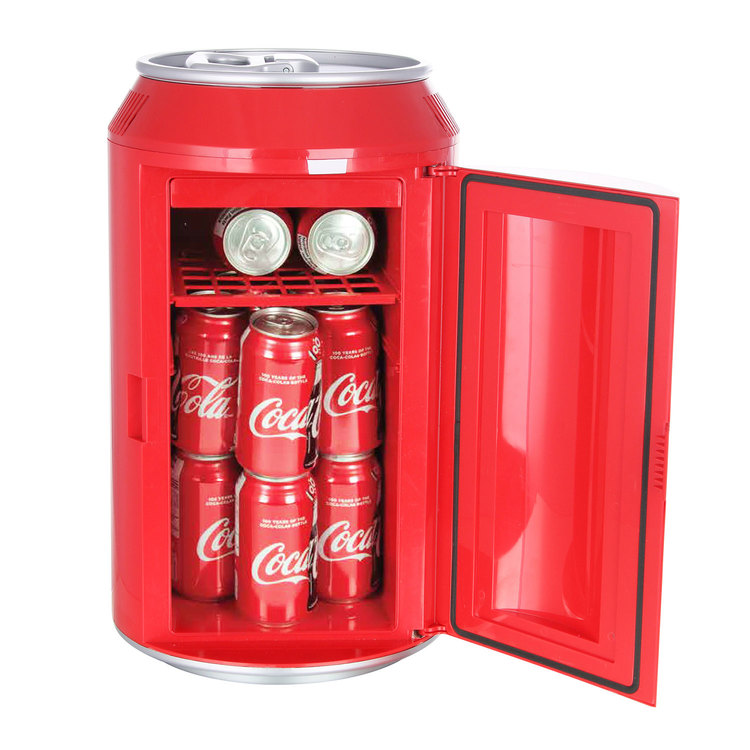 Kylskåp Coca Cola burk