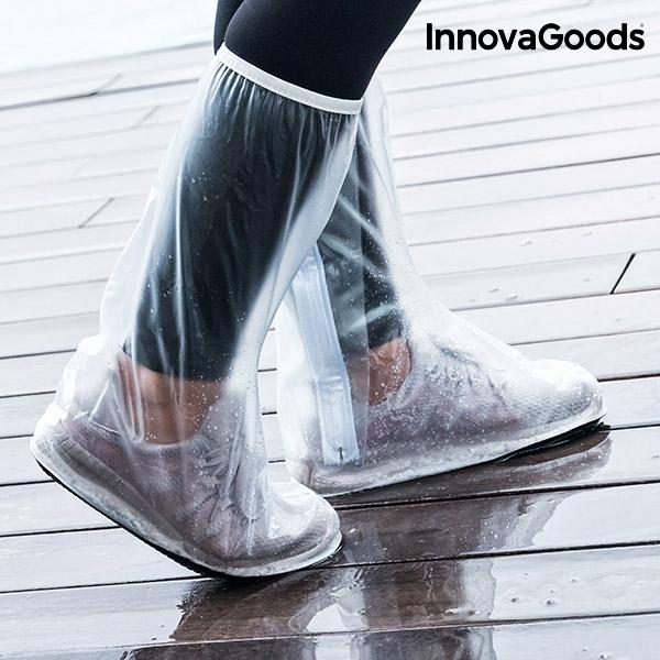 Regnöverdrag för skor