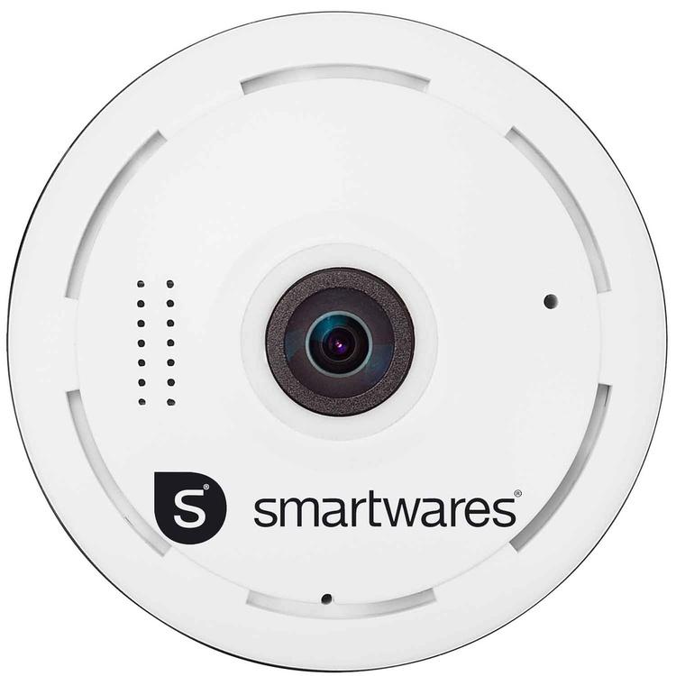 Övervakningskamera Smartwares IP-kamera 360° panoramakamera