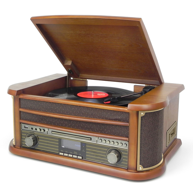 Musikanläggning Digital Retro