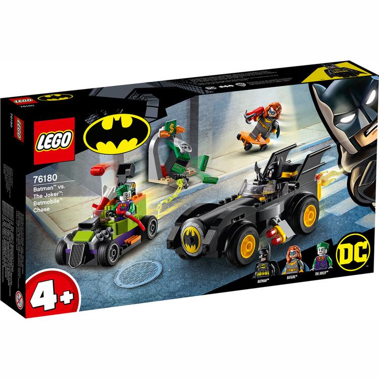 Batman i Super Heroes-jakt