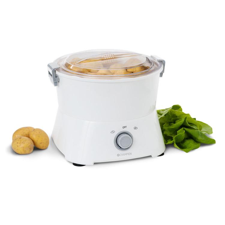 Potatisskalare med Salladsslunga Champion Elektrisk