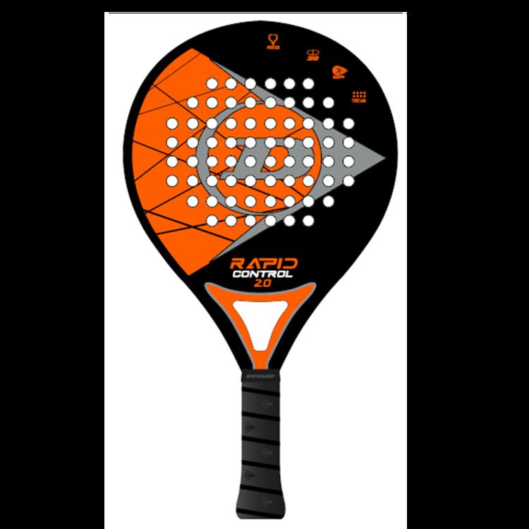 Padelracket Dunlop Rapid Control 2.0