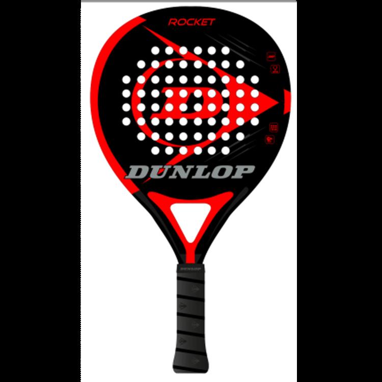 Padelracket Dunlop Rocket