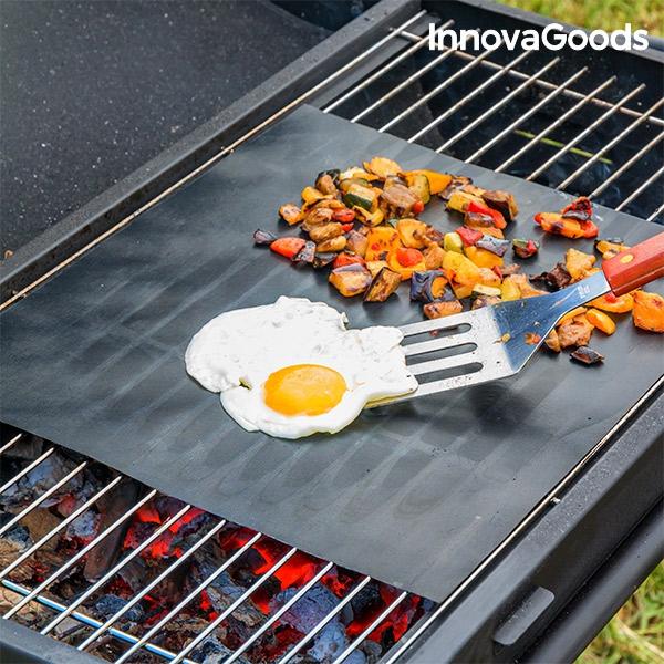 Grillunderlägg - Smart och förenklar grillningen