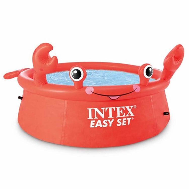 Pool för barn - Easy Set Krabba
