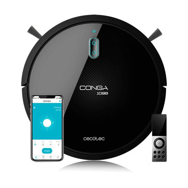 Robotdammsugare Cecotec 1099 Wifi