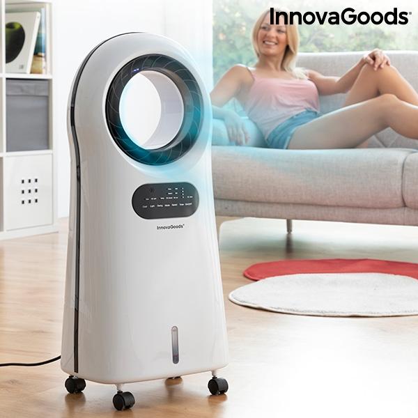 Luftkonditionering Elektrisk och Evaporativ
