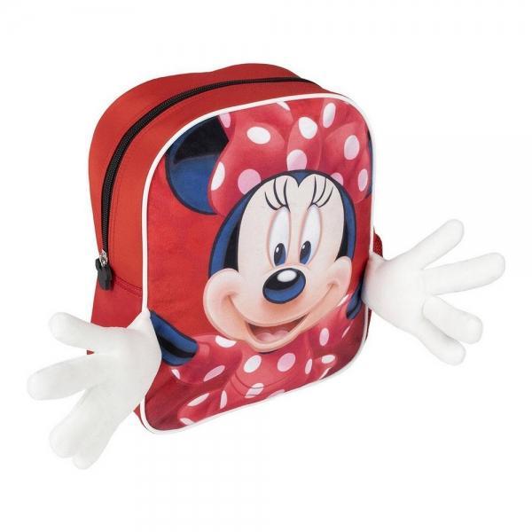 Skolryggsäck Mimmi Pigg Röd