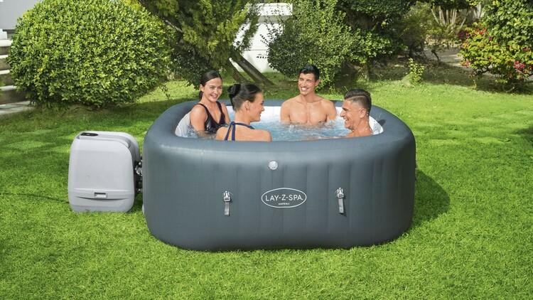 Pool Bestway Lay-Z-Spa Hawaii Hydrojet Pro