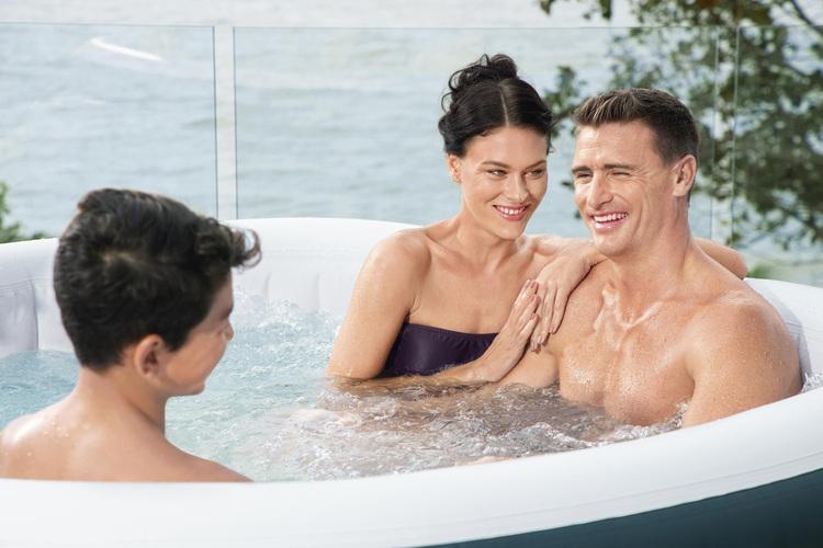 Pool Bestway Lay-Z-Spa Ibiza Airjet