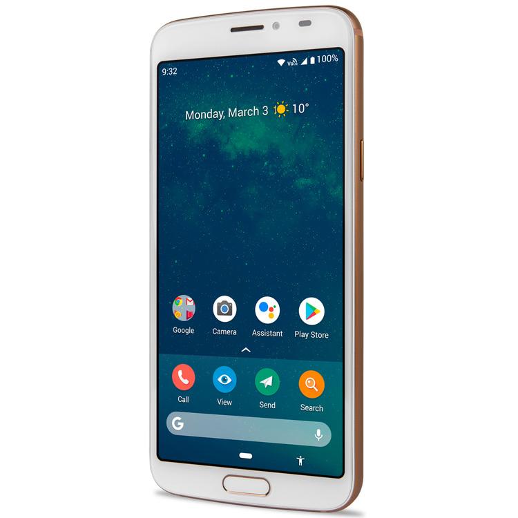 SeniorSmartphone Doro 8080 4G Vit