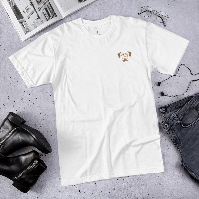 Embroidered T-Shirt - Raddna G