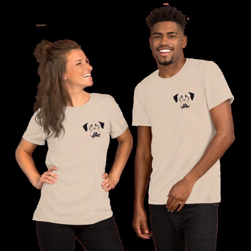 Unisex T-Shirt - Doghead