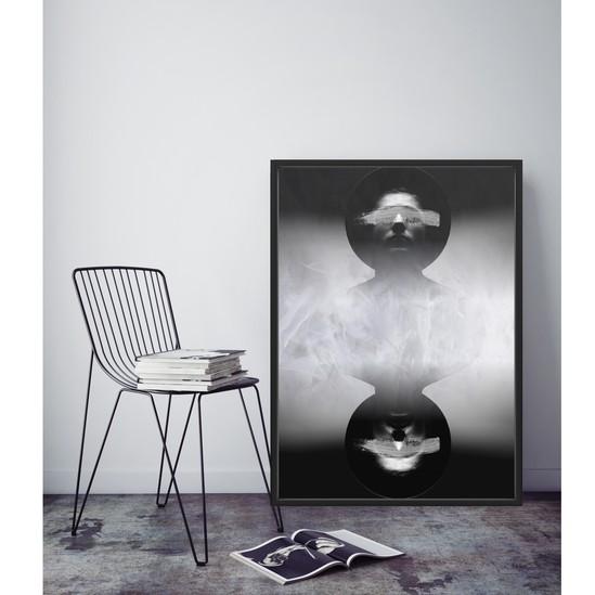 Reflection, 50x70 cm